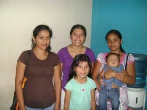 We help people in Nicaragua
